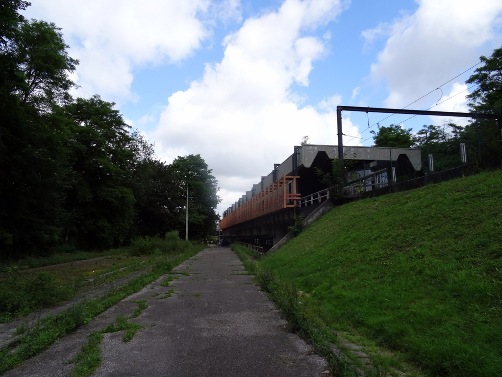 DSC00666 Charleroi - Metro abandonné