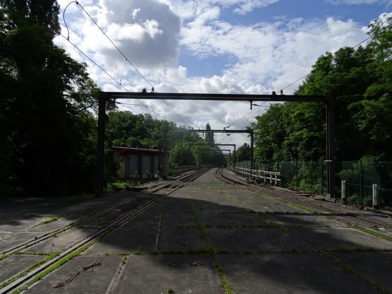 DSC00668 Charleroi - Metro abandonné