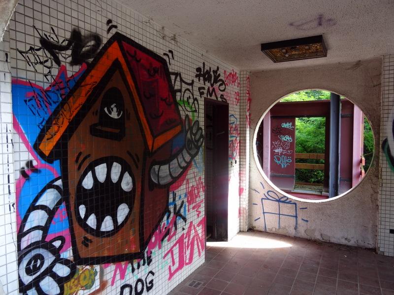 DSC00689 Charleroi - Metro abandonné
