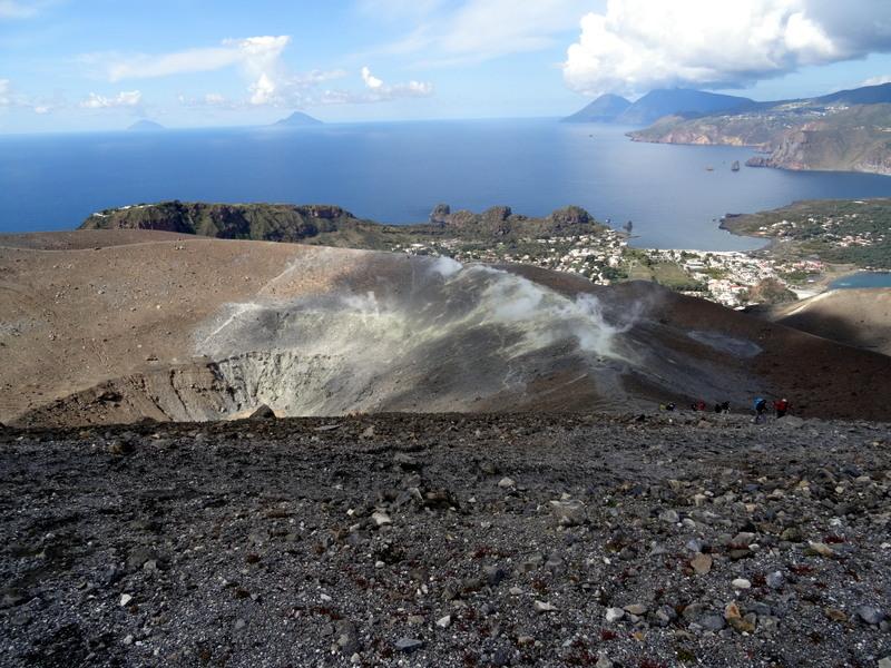 DSC04016 Vulcano - Volcan