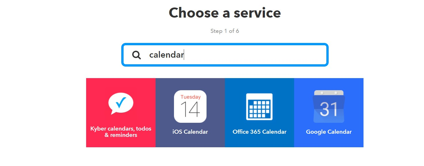 Ifchooseservice