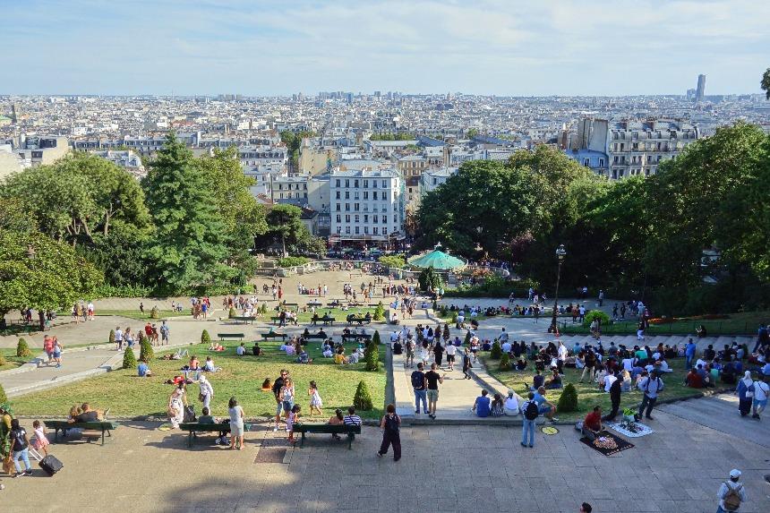 DSC00778 Paris Montmartre